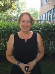 Sophie Bordeleau, ingénieure engagée dans le projet Vergers d'Afrique