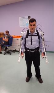 exosquelette innover en génie