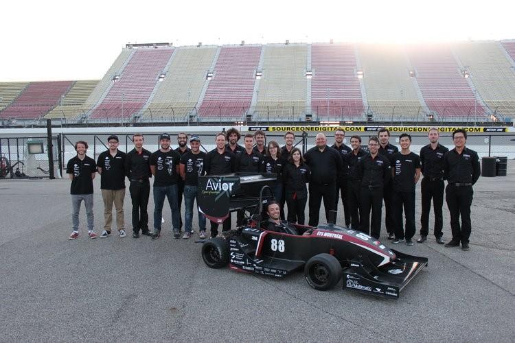 Équipe Formule Éts