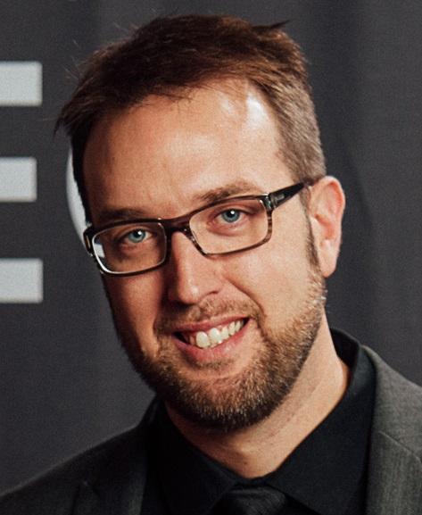 Simon Alex Bérubé, cofondateur et président-directeur général d'Ipnos
