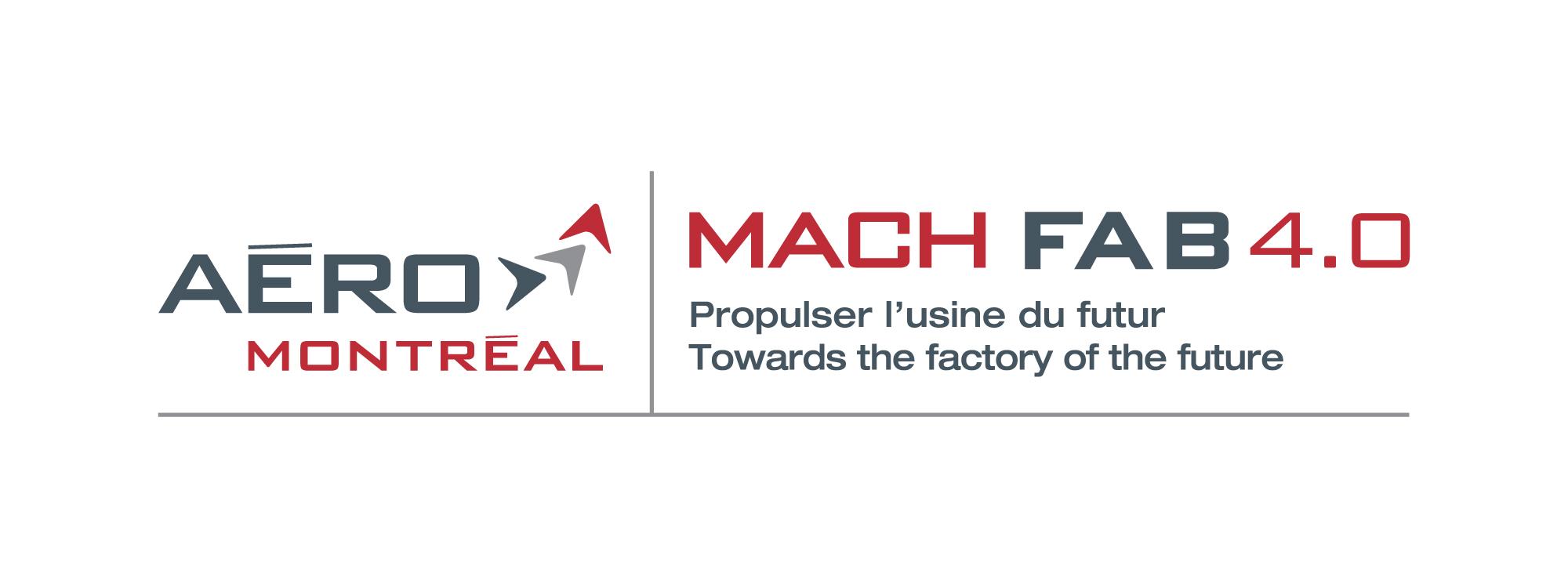 Mach Fab 4.0 aérospatiale révolution numérique