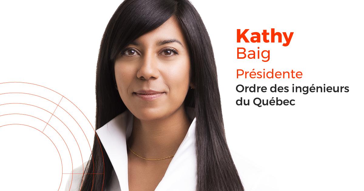 Kathy Baig Femmes en génie