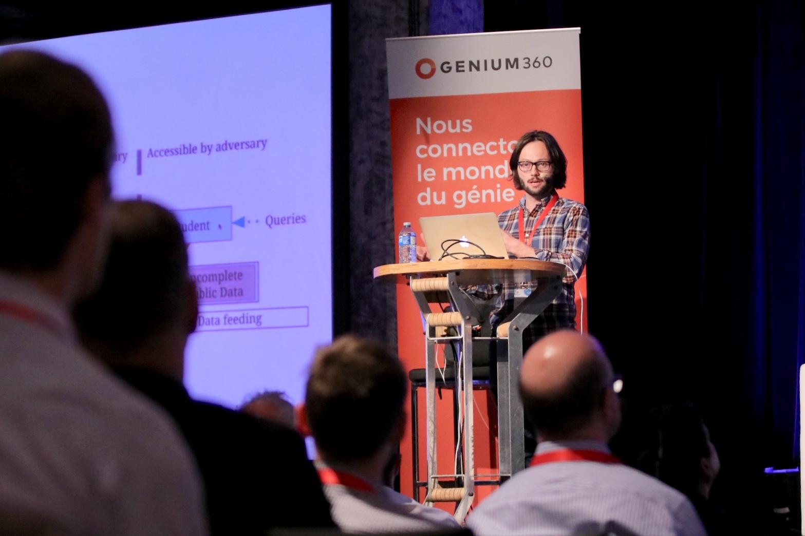 ingénierie et IA rencontres de génie réseau de neurones google