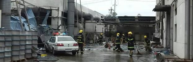 poussières combustibles risques d'explosion