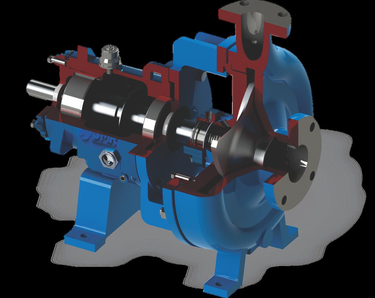 pompes centrifuges hydrauliques
