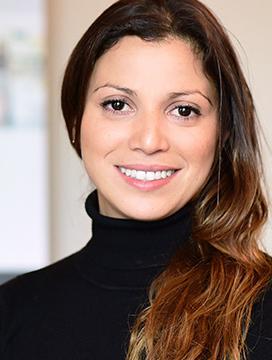 Sarah Dahmani, membre du jury - 6 experts en innovation