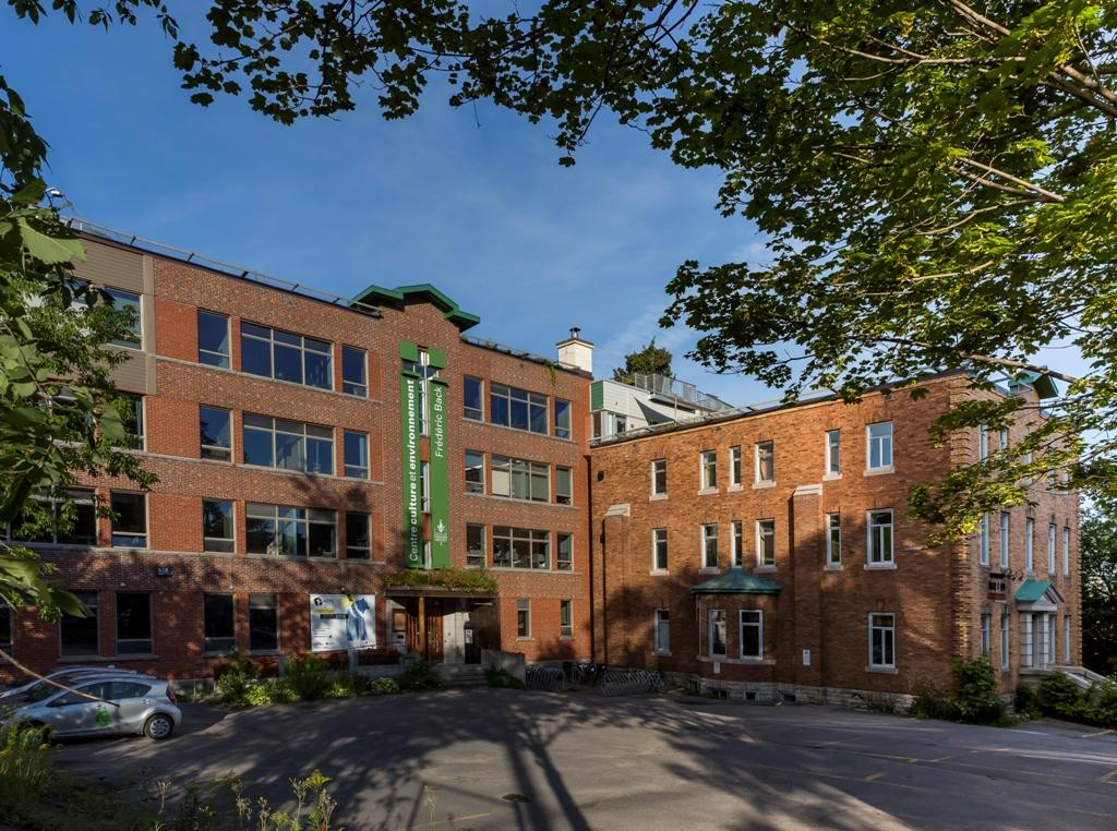 rénovation durable des bâtiments : le Centre culture et environnement Frédéric Back de Québec