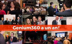 Genium360 a un an!