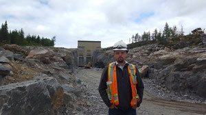 Gérer la construction d'une minicentrale hydro-électrique