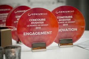 Concours Inventer le monde de demain : les grands gagnants sont…