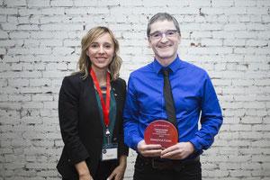 L'innovation et la médecine gagnants avec IMDD!
