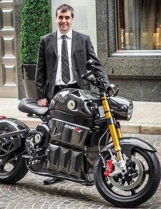 LITO Green Motion : pionnier dans l'industrie de la moto élec...