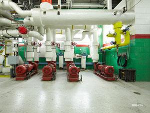 Pompes centrifuges : tout savoir sur les réservoirs à expansion