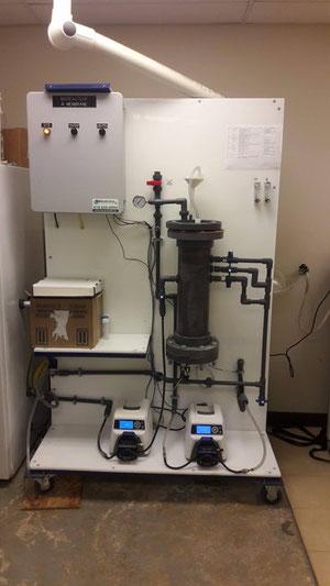 Électro-BRM : la solution aux eaux usées complexes