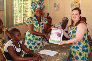Les Vergers d'Afrique : Nourrir les villageois, mais aussi amél…
