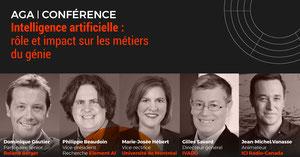 Conférence– Rôle et impact de l'intelligence artificielle sur …