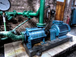 Pompes centrifuges : comprendre l'énergie cinétique et la press…