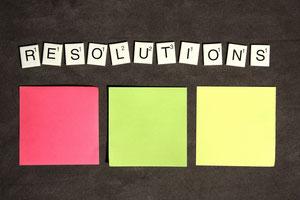 4 résolutions pour une année géniale
